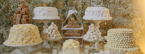 Wedding Cakes sweets and gingerbread