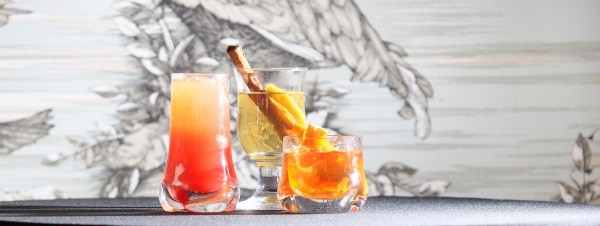Cocktail Ideas from Heritage Portfolio