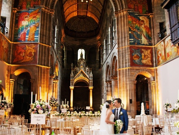 Summer Real Life Wedding Mansfield Traquair