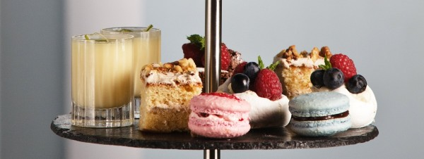 Stables Tearoom, Hopetoun - Decadent Afternoon Tea for Two