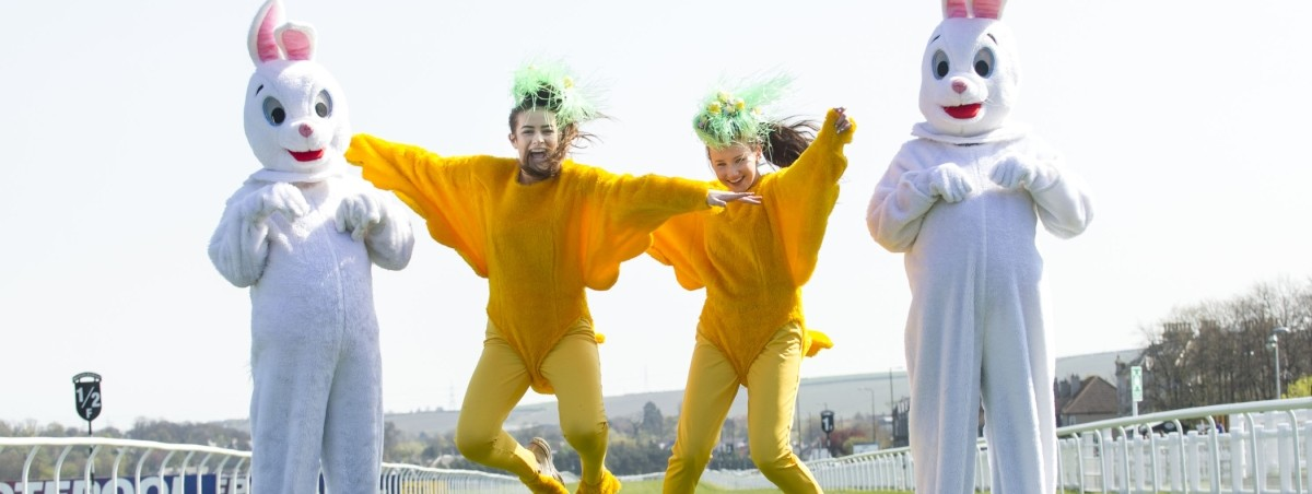 Easter Weekend Fun at Musselburgh Racecourse