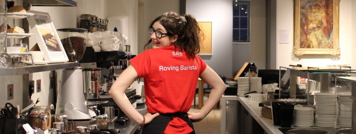 Roving Barista - Cafe Portrait