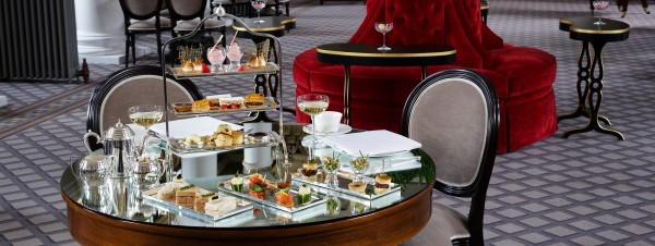 Fizz Afternoon Tea for 2 Voucher