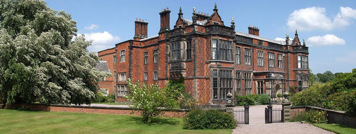 Arley Hall and Gardens - weddings and corporate events venue in Cheshire, England