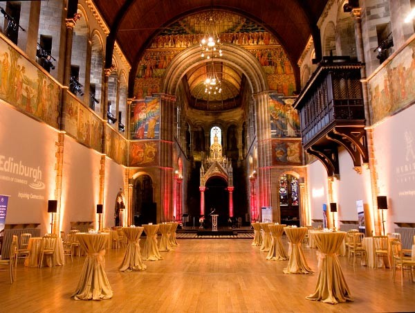 Product Launch Venue Mansfield Traquair