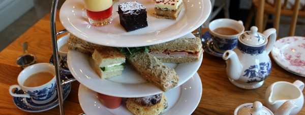 The Gardener's Kitchen at Arley Hall & Gardens - Afternoon Tea for Two