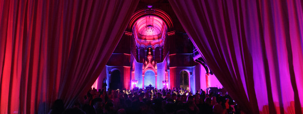 Mansfield Traquair Events