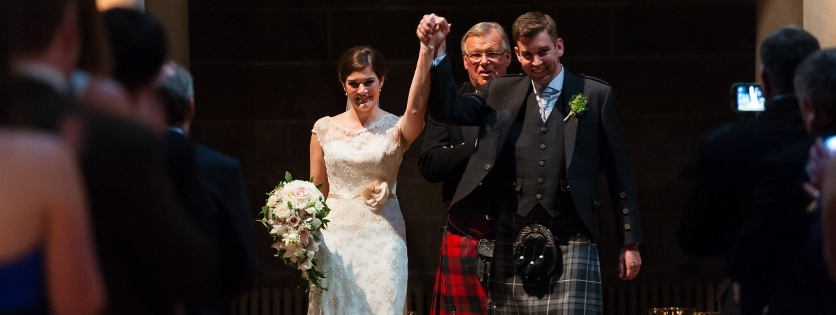 Tony & Lizzy Heritage Portfolio Wedding at Mansfield Traquair in Edinburgh