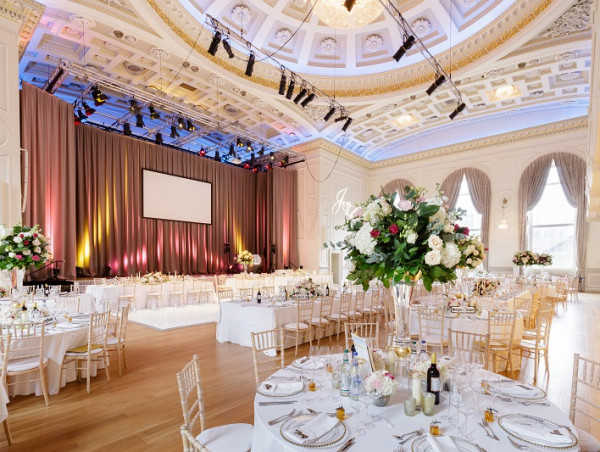 Exclusive Wedding Venue The Signet Library Edinburgh