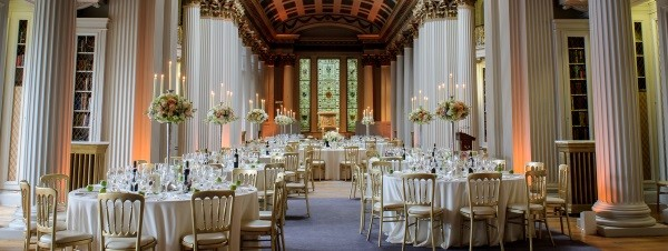 Stunning Wedding Reception Venue Signet Library Edinburgh