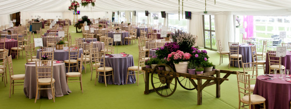 Picnic in style this Stobo Ladies Day