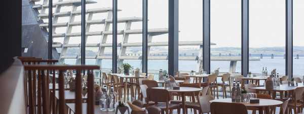 V&A Dundee Restaurant and Cafe
