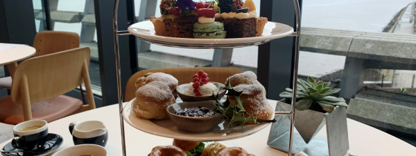 Afternoon Tea for one at Tatha Bar & Kitchen