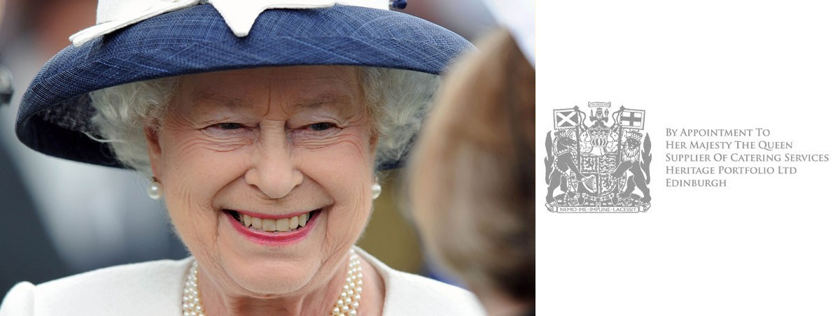 Her Majesty the Queen Royal Warrant Heritage Portfolio