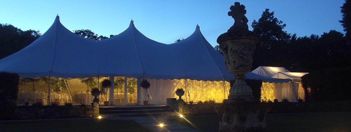 Glass Sided Wedding Marquee Heritage Portfolio