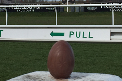 Jester the Egg at Musselburgh Racecourse
